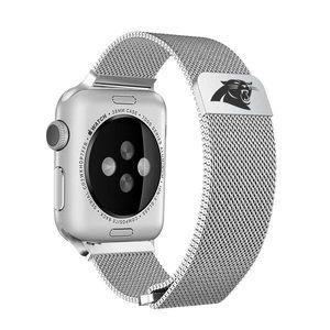 Carolina Panthers Apple Compatible Watchband